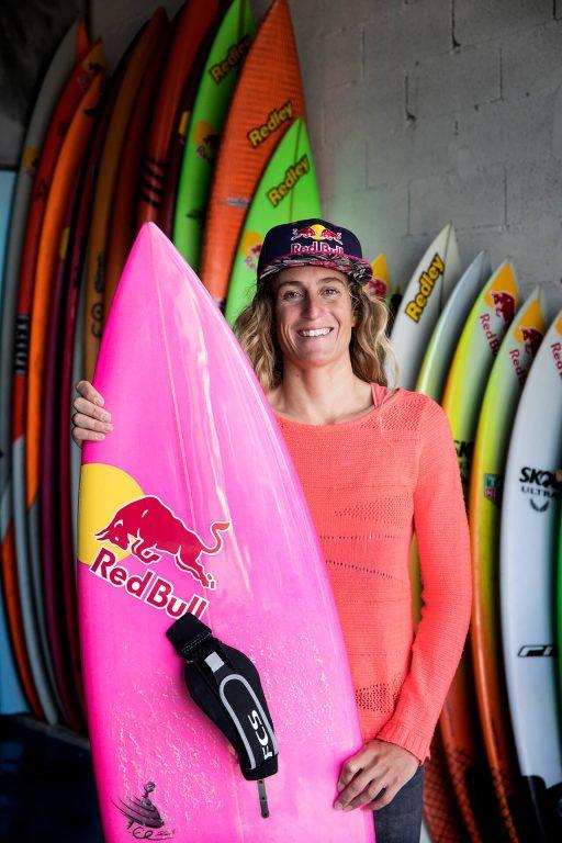 Image Justine Dupont (Surf)