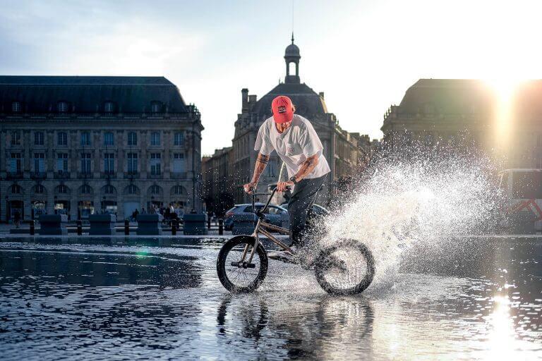 Image Matthias Dandois (BMX flat)