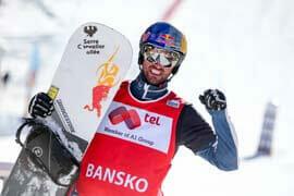 Image Pierre Vaultier (Snowboard cross)
