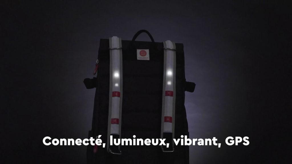 Image de mise en avant - Le sac à dos intelligent