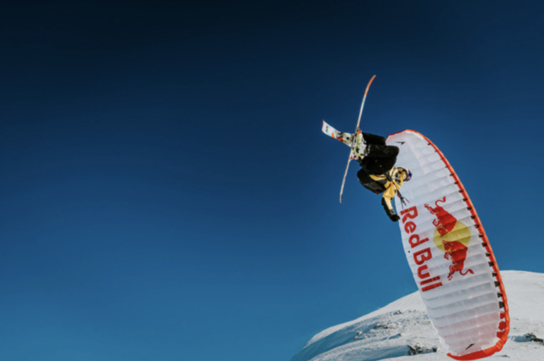 Image Red Bull Follow Me x Valentin Delluc